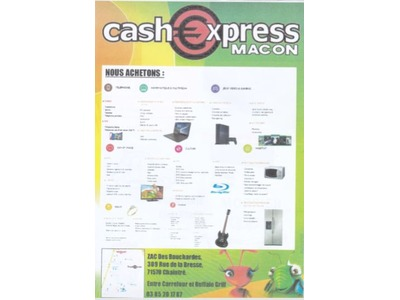 CASH EXPRESS MACON